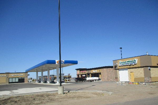 Centex Petroleum Retail Construction