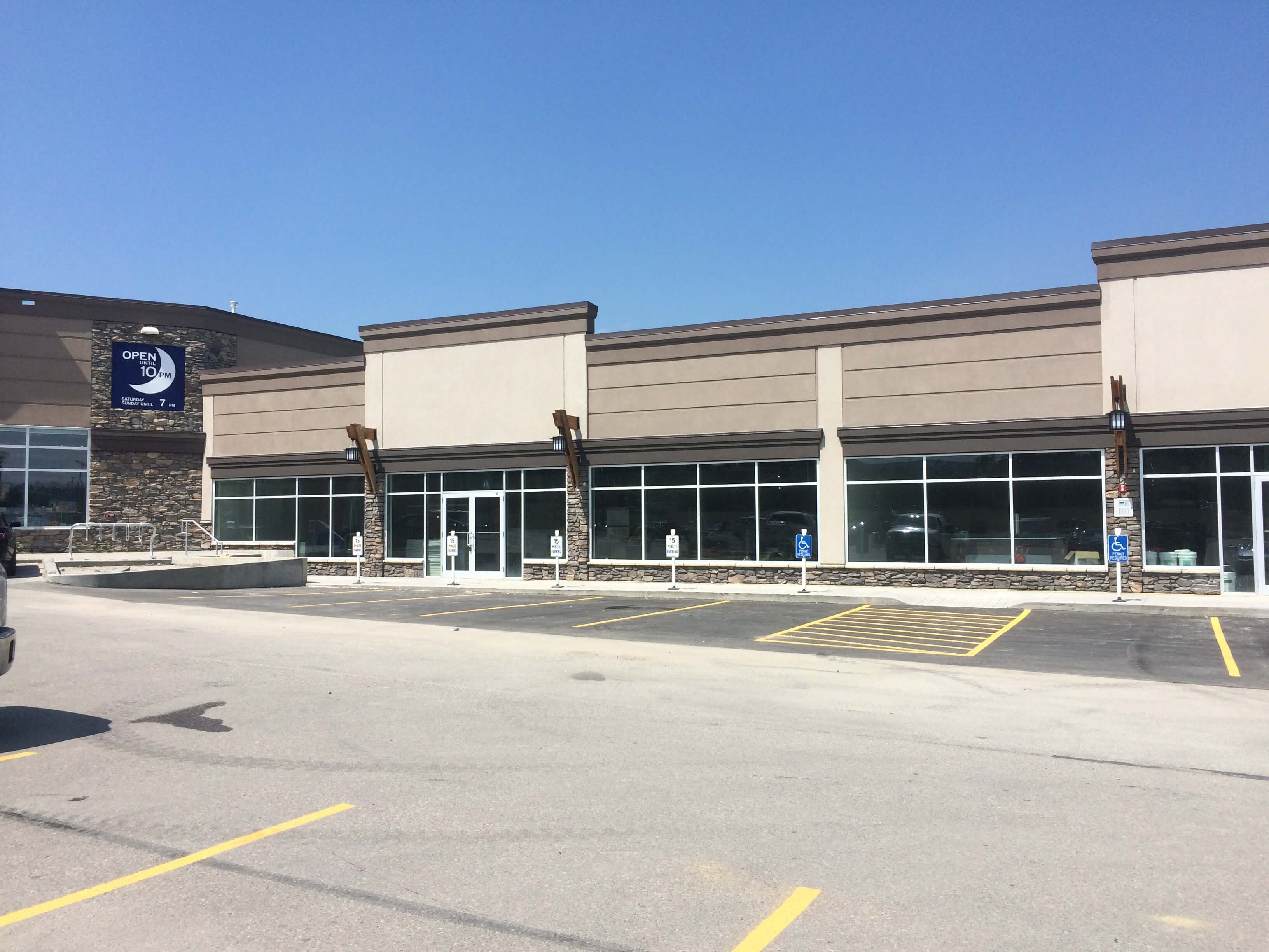 Retail Construction in Edmonton