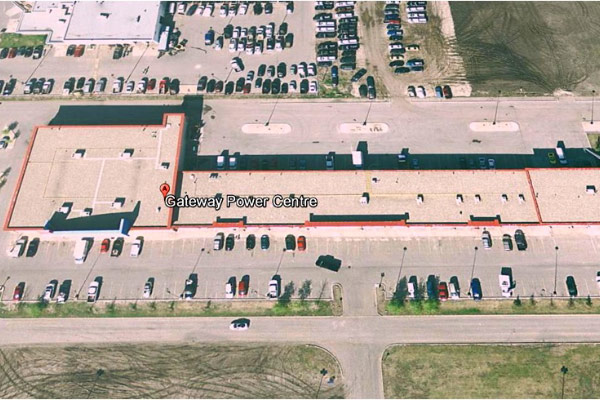 Retail Construction in Red Deer, AB