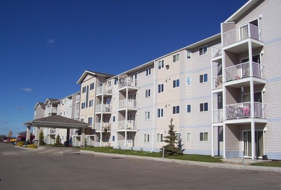 Multi Family Construction in Grande Prairie