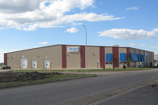 Industrial Construction in Grande Prairie