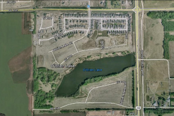 Land Construction in Grande Prairie, AB