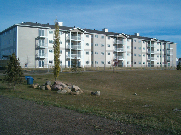 Multi Family Apartment builder in Grande Prairie, AB