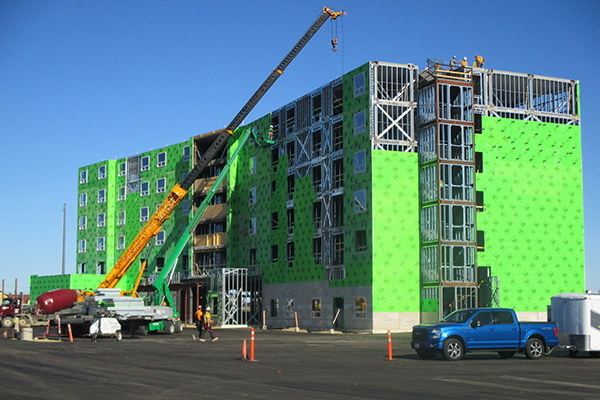Hotel Construction in Edmonton
